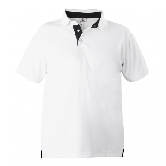 Polo T Shirt White  - Brand Spanish Polo