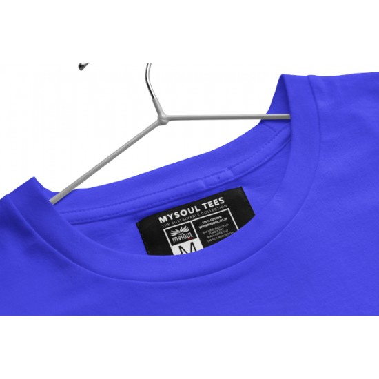 Round Neck - Jungle Calling - Blue