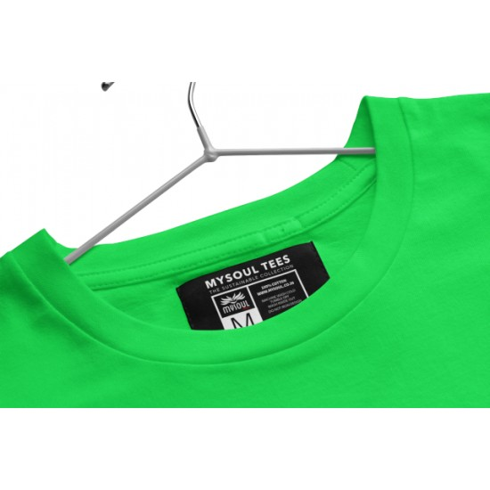 Round Neck - Matter Of Chance - Green
